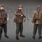 Немецкая пехота: скриншоты Soldiers Arena