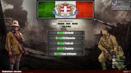 World War 2 - Italy (Co-op & SP)