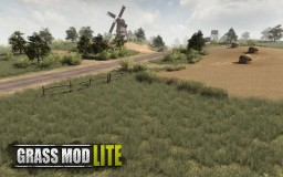 Grass Mod Lite Version 3
