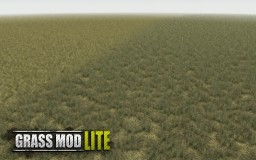 Grass Mod Lite Version 1
